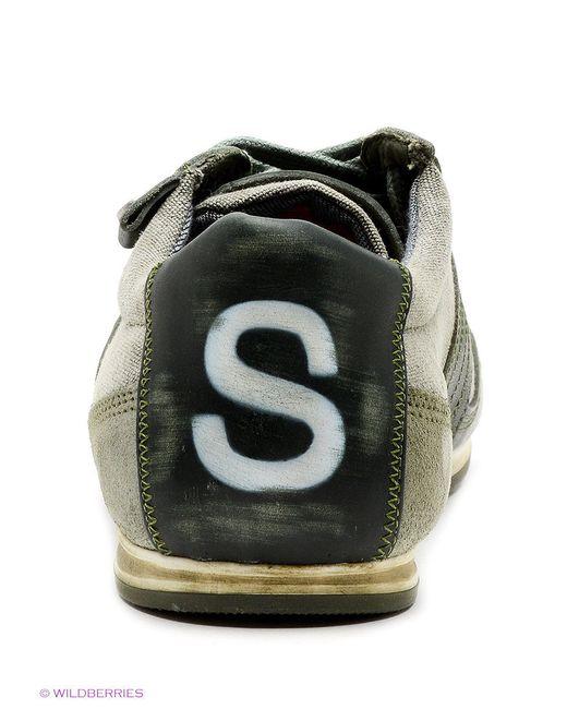 Кроссовки Sneaky Steve                                                                                                              зелёный цвет