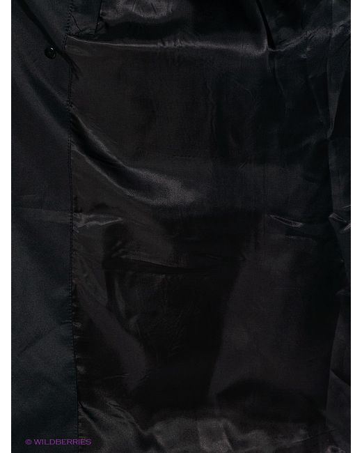 Плащи Odri                                                                                                              чёрный цвет