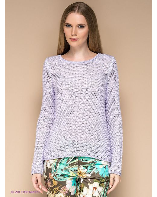Джемперы Betty Barclay                                                                                                              фиолетовый цвет