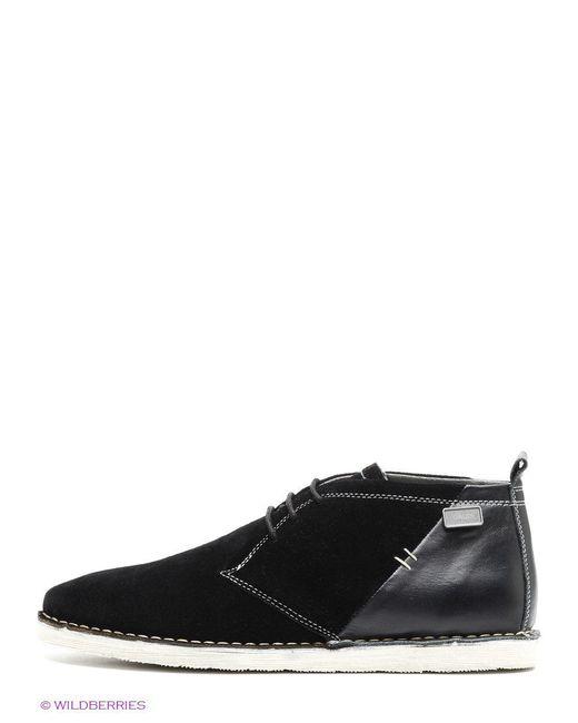 Ботинки Gaudi                                                                                                              чёрный цвет