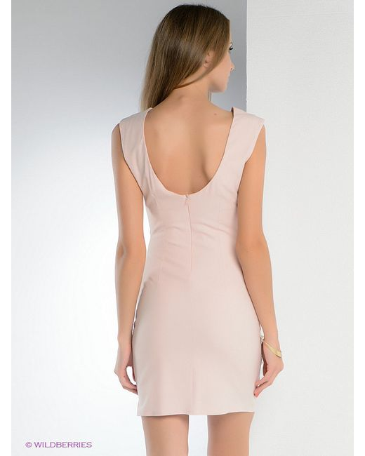 Платья FRENCH HINT                                                                                                              розовый цвет