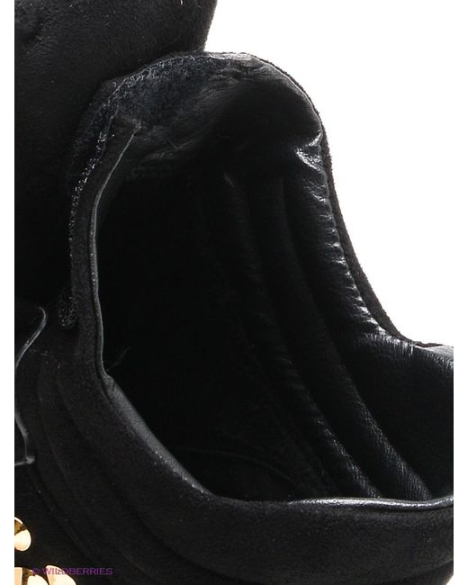 Сникеры Elche                                                                                                              чёрный цвет