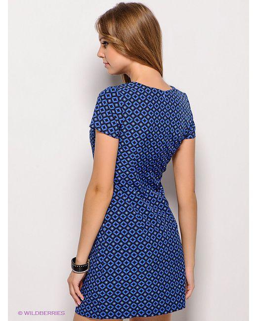 Платья Befree                                                                                                              синий цвет