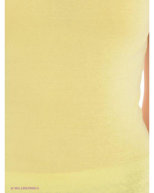 Топы s.Oliver                                                                                                              желтый цвет