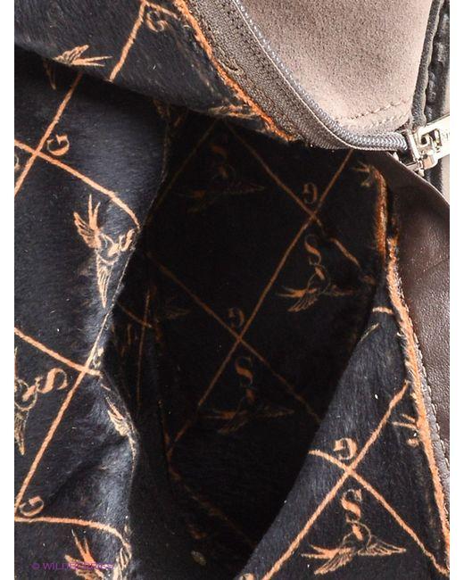 Полусапожки Sinta Gamma                                                                                                              коричневый цвет