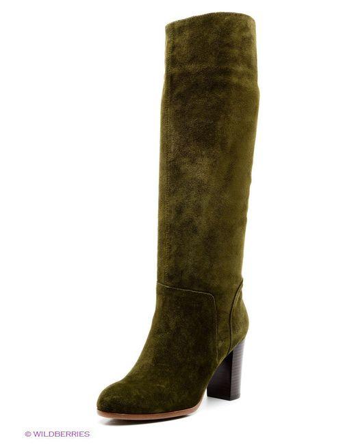 Сапоги Evita                                                                                                              зелёный цвет