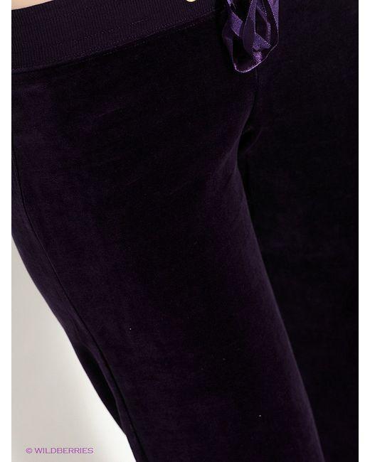 Брюки Savage                                                                                                              фиолетовый цвет