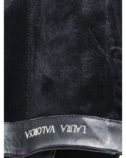 Сапоги Laura Valorosa                                                                                                              чёрный цвет