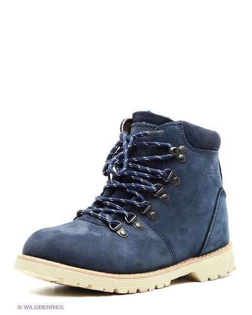 Ботинки Crosby                                                                                                              синий цвет