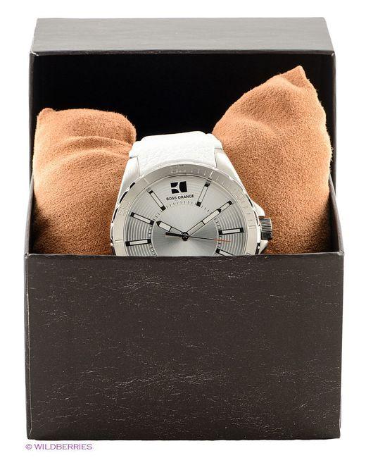 Часы Hugo                                                                                                              белый цвет