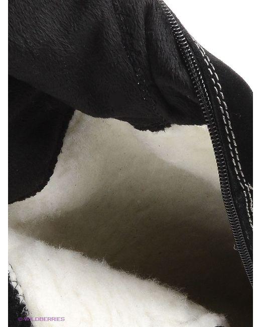 Ботфорты Marco Tozzi                                                                                                              чёрный цвет