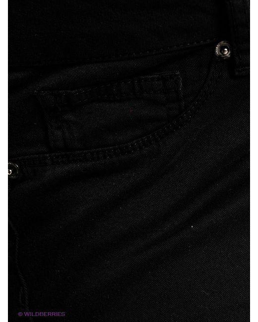 Джинсы Fiorella Rubino                                                                                                              чёрный цвет