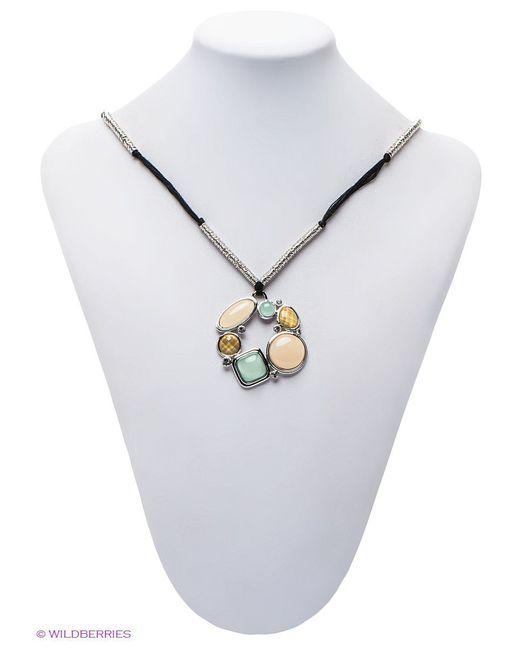 Комплекты Бижутерии Art Silver                                                                                                              бежевый цвет