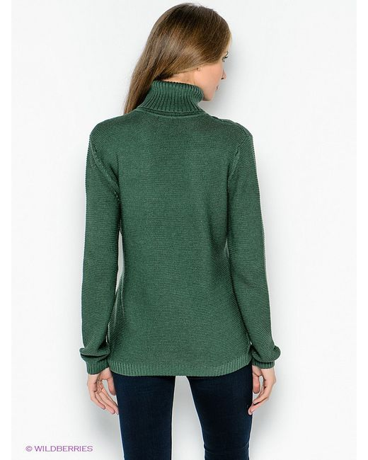 Свитеры PELICAN                                                                                                              зелёный цвет