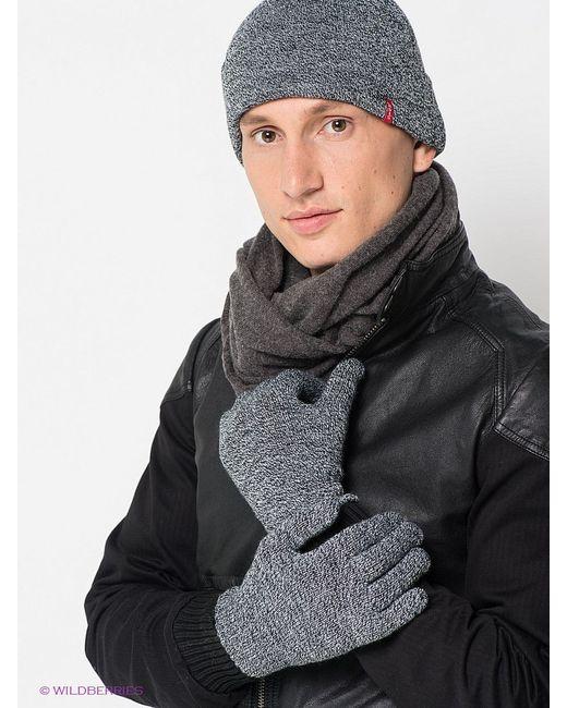 Перчатки Levi's®                                                                                                              серый цвет