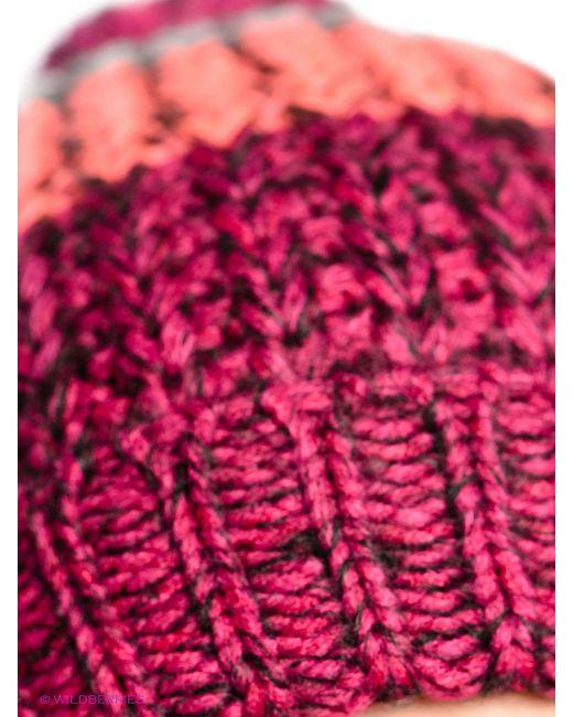 Шапки IMOJO                                                                                                              розовый цвет