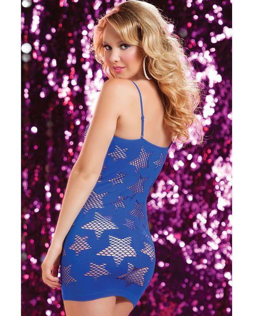 Платья Seven'til Midnight                                                                                                              синий цвет