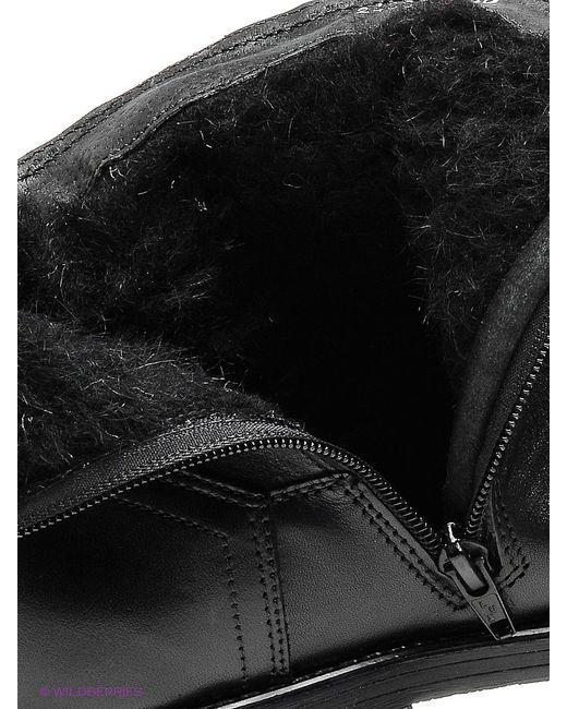 Полусапожки Tervolina                                                                                                              чёрный цвет