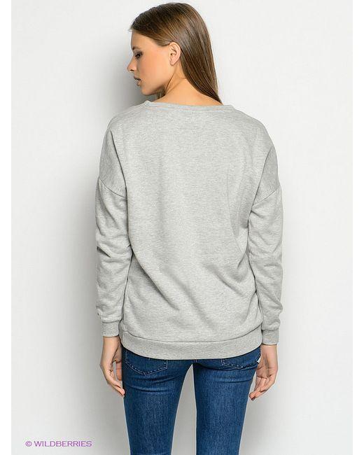 Джемперы Only                                                                                                              серый цвет
