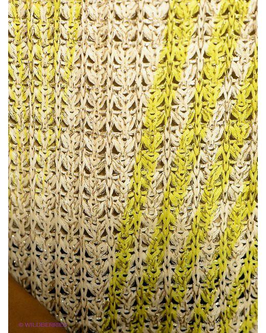 Джемперы Siste' S                                                                                                              желтый цвет