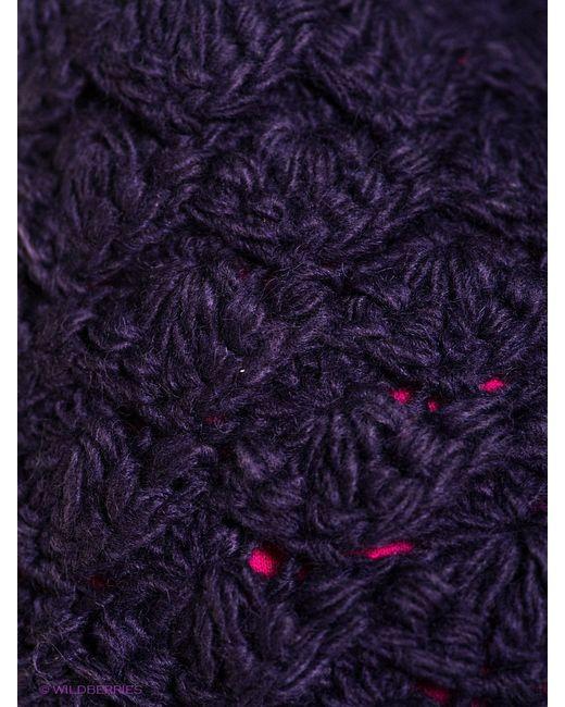 Шапки Luhta                                                                                                              фиолетовый цвет