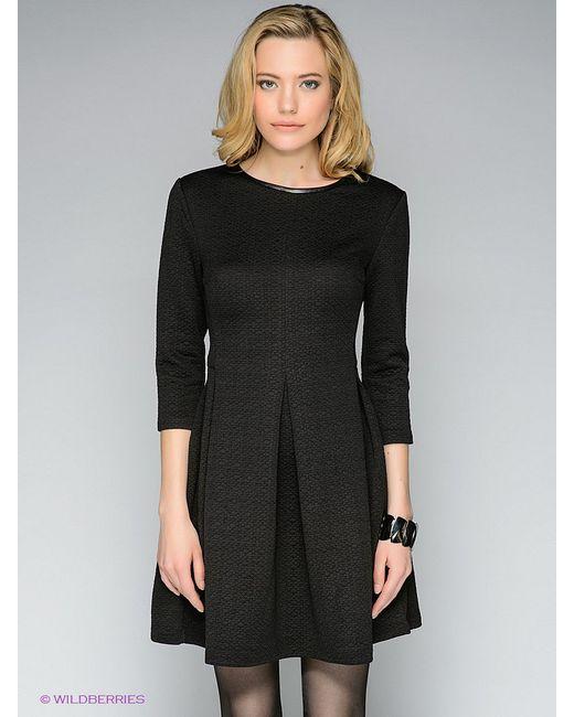 Платья Kira Plastinina                                                                                                              чёрный цвет