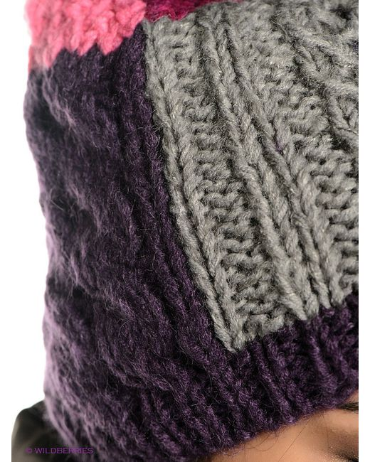 Шапки IMOJO                                                                                                              фиолетовый цвет