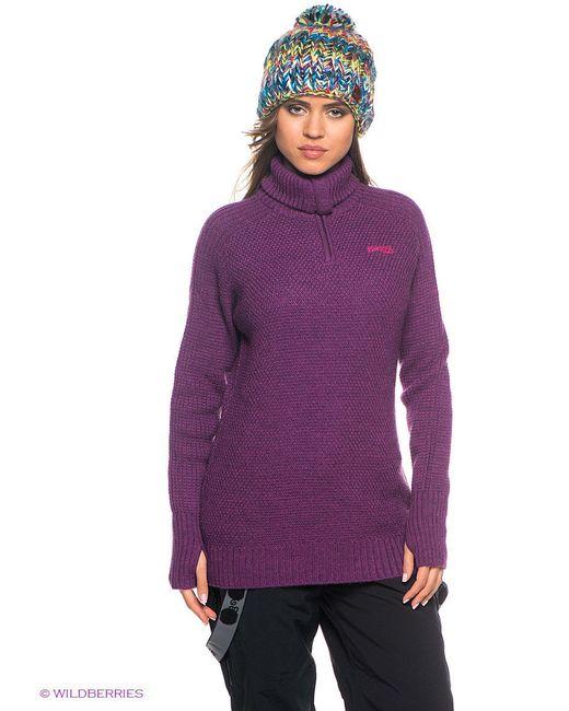 Свитеры Bergans                                                                                                              фиолетовый цвет