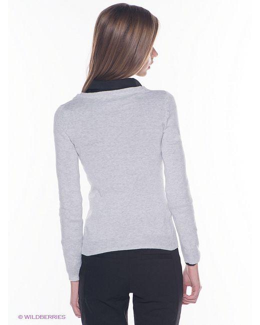 Пуловеры Sela                                                                                                              серый цвет