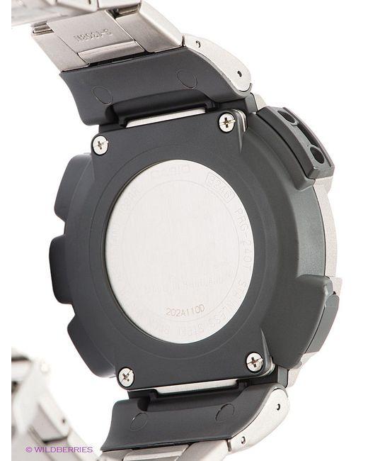 Часы Casio                                                                                                              серый цвет