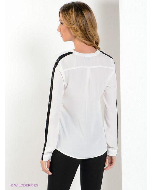 Блузки Top Secret                                                                                                              Молочный цвет