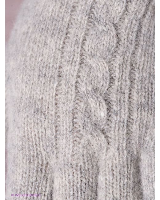 Перчатки Modo                                                                                                              серый цвет