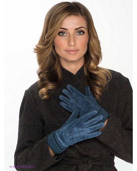 Перчатки Modo                                                                                                              синий цвет