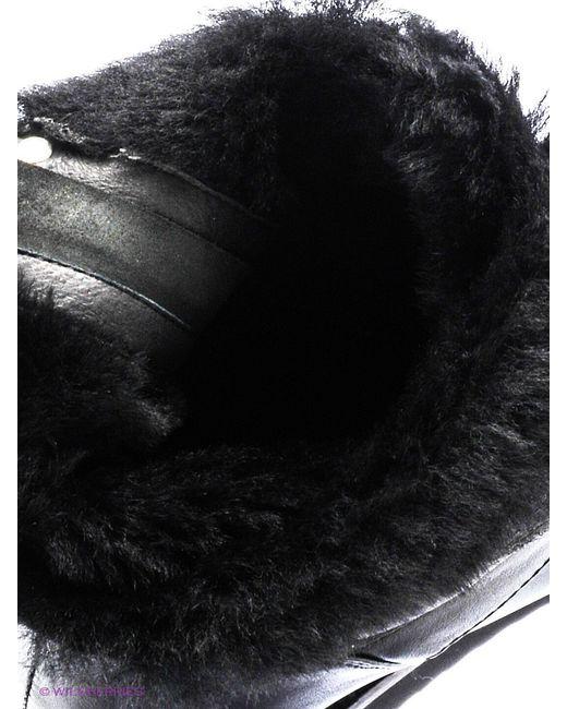 Полусапожки Renaissance                                                                                                              чёрный цвет