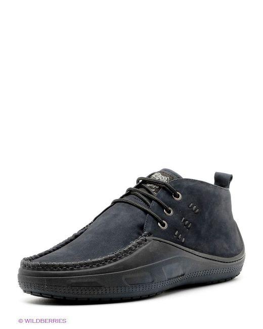 Ботинки El Tempo                                                                                                              синий цвет