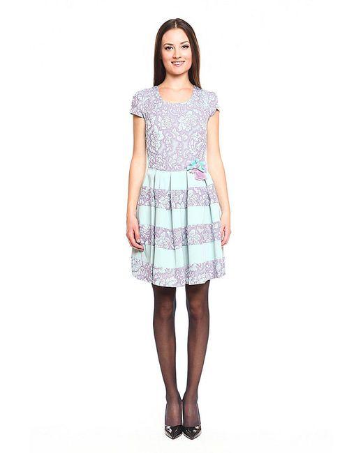 Платья TOPSANDTOPS                                                                                                              фиолетовый цвет