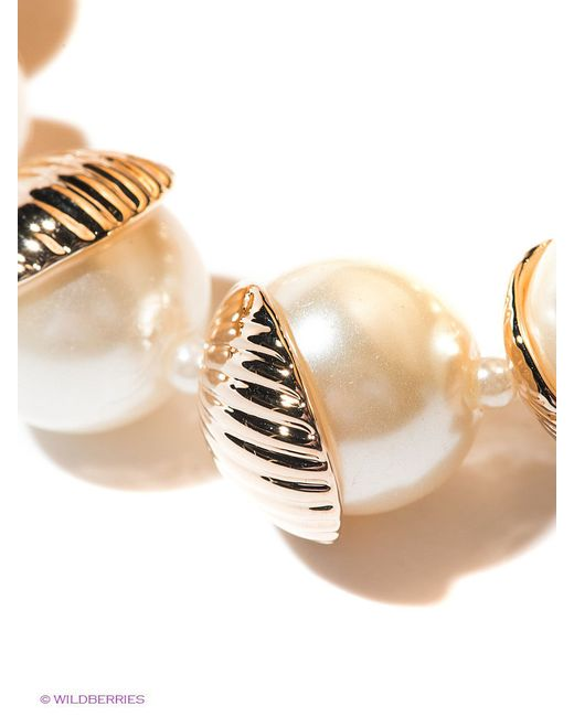 Браслеты Lovely Jewelry                                                                                                              белый цвет