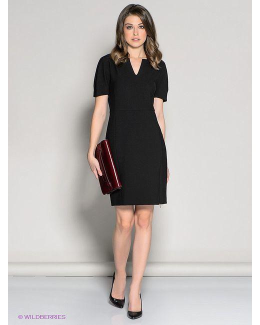 Платья 18CRR81 CERRUTI                                                                                                              чёрный цвет