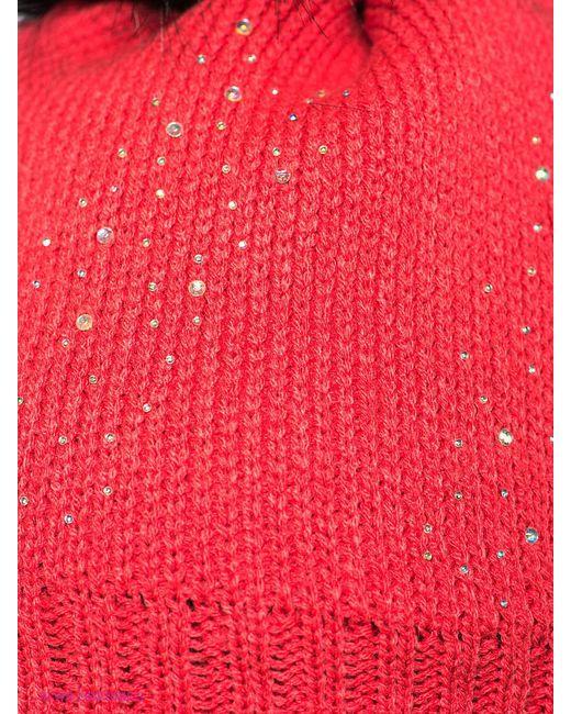 Шапки Milana Style                                                                                                              розовый цвет
