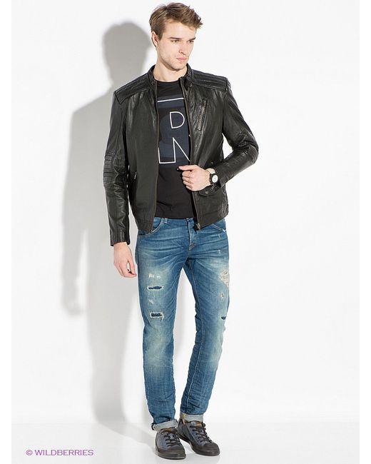 Куртки Jackjones Jack & Jones                                                                                                              чёрный цвет