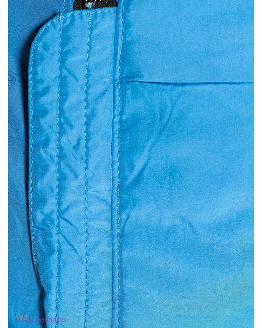 Пуховики Conver                                                                                                              голубой цвет