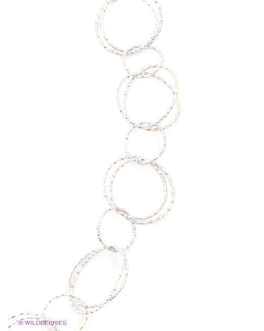 Ювелирные Цепочки Art Silver                                                                                                              серебристый цвет