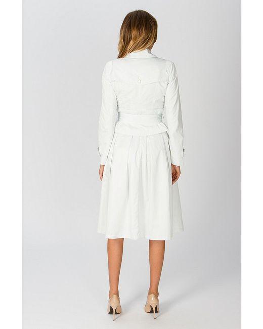 Куртки Odri                                                                                                              белый цвет