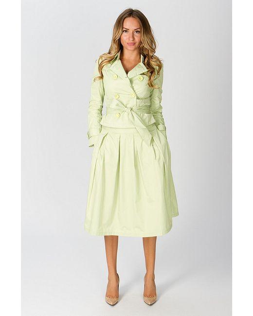 Куртки Odri                                                                                                              зелёный цвет