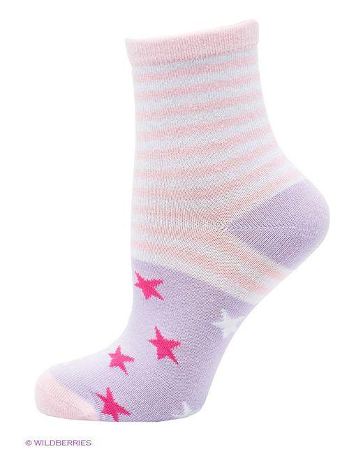 Носки Vis-a-Vis                                                                                                              розовый цвет