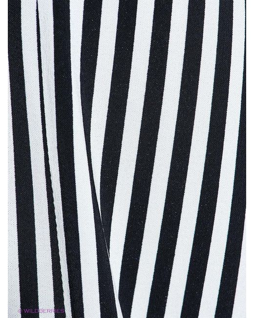 Брюки Isabel De Pedro                                                                                                              чёрный цвет