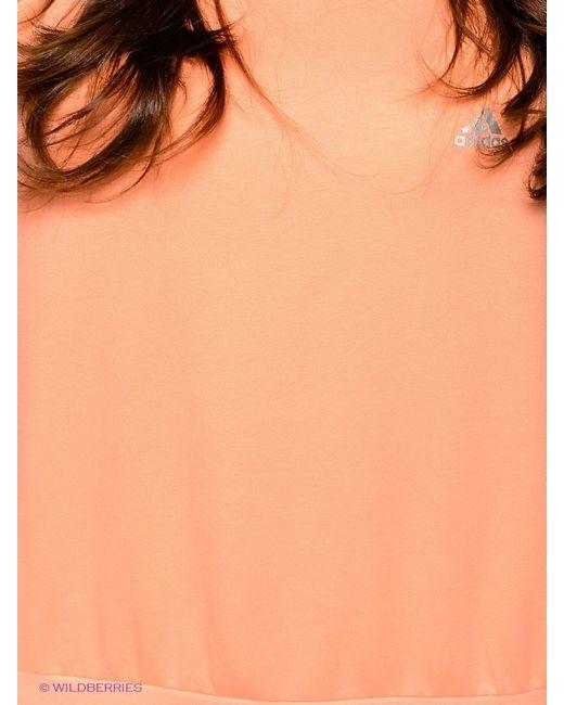 Джемперы Adidas                                                                                                              Персиковый цвет