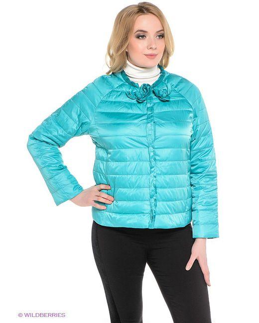 Куртки Sinta Via                                                                                                              Бирюзовый цвет