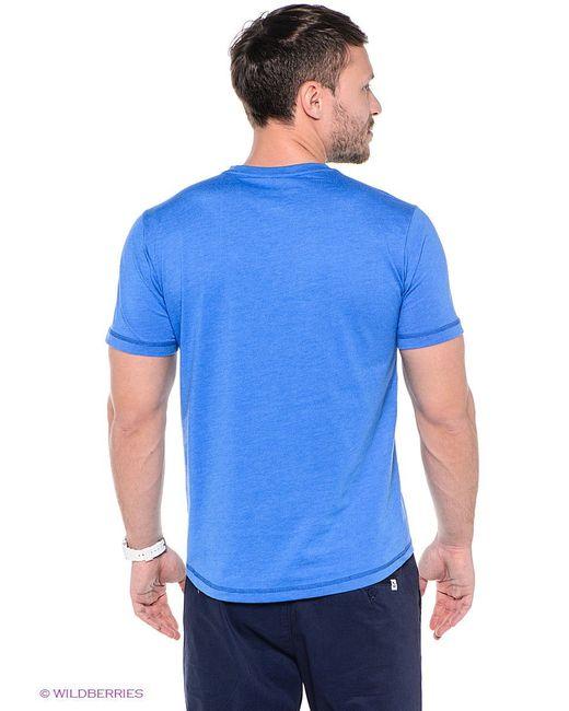 Футболка Puma                                                                                                              синий цвет
