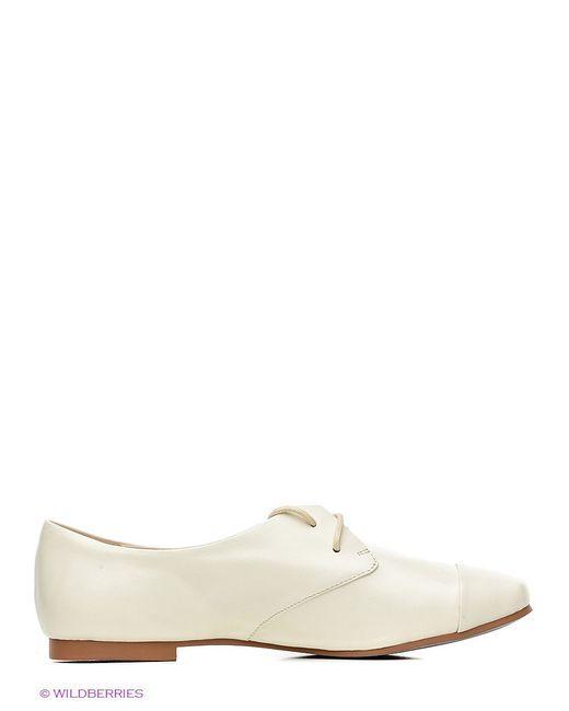 Туфли Mario Ponti                                                                                                              Молочный цвет